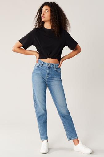 Fason Mom Jeans