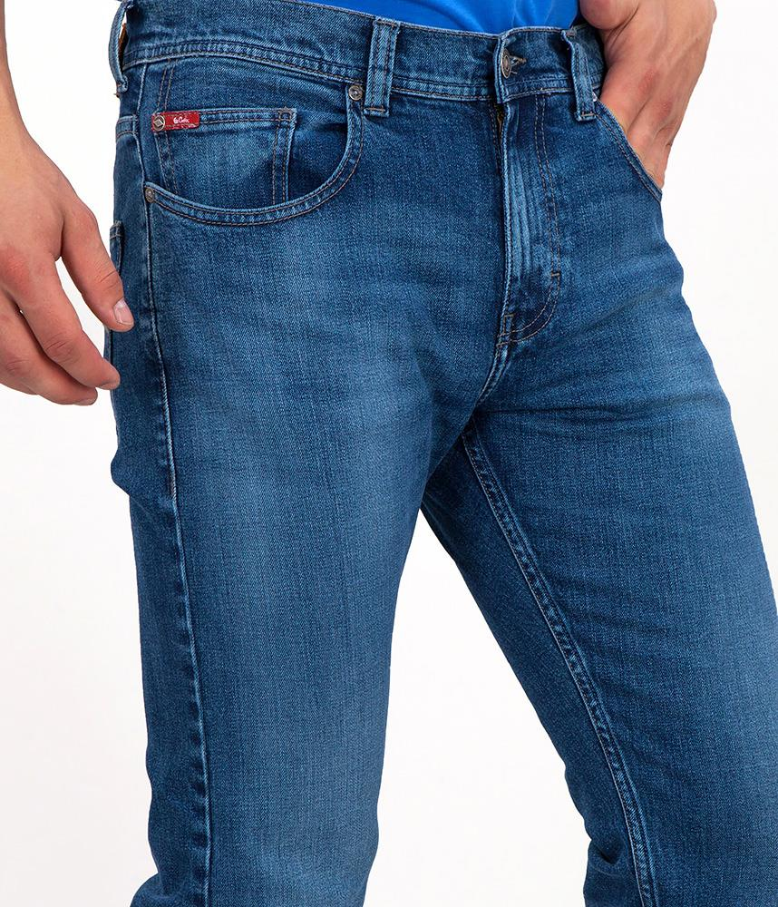 Jeansy M U0119skie Tapered Lc7506 1558 Brushed Used
